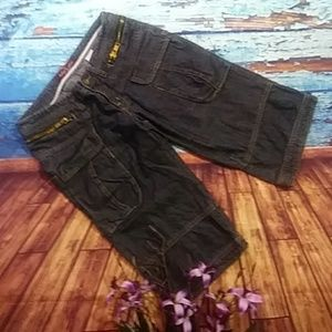Baby Phat crop jeans 3